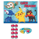 Pokemon Catch Pikachu Party Game