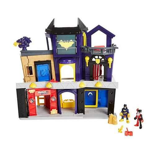 Fisher-Price Imaginext Legends of Batman - Batgirl City Playset