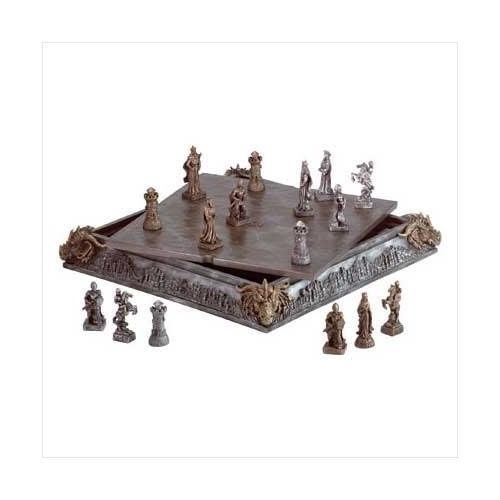 Medieval Chess Set (pack of 1 SET)
