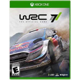 WRC 7 - The Official Game for xBox One
