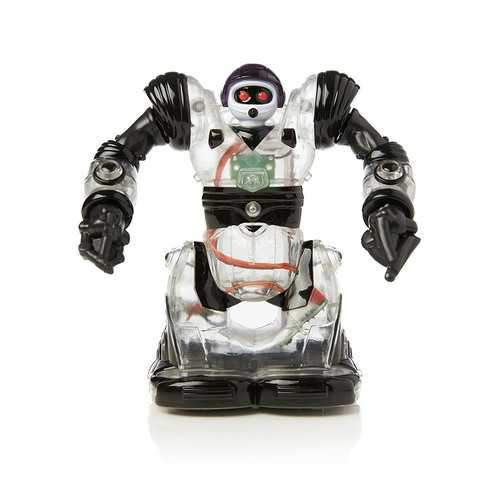 WowWee 0788 Robosapien Robot  Rc Mini Build-Up