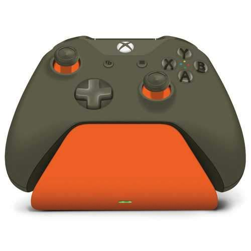 Xbox Pro Charging Stand Zest Orange for Xbox Elite One S One X ()
