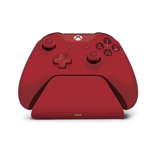 Xbox One Pro Gear Charging Stand for Xbox One Controller Oxide Red,