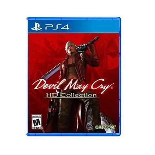 Devil May Cry HD Collction Ps4