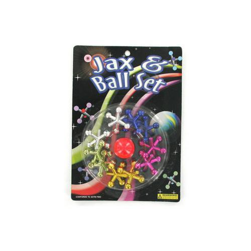 Jax and ball set ( Case of 24 )