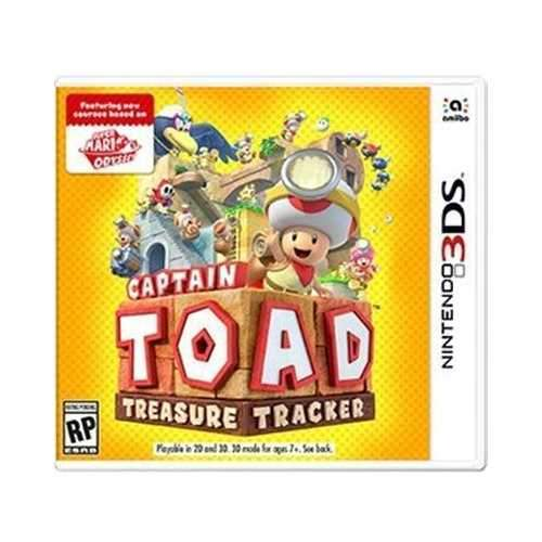 Captain Toad Treasure Tckr 3ds