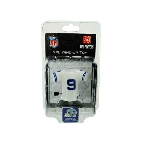 Dallas Cowboys Tony Romo wind-up toy ( Case of 8 )