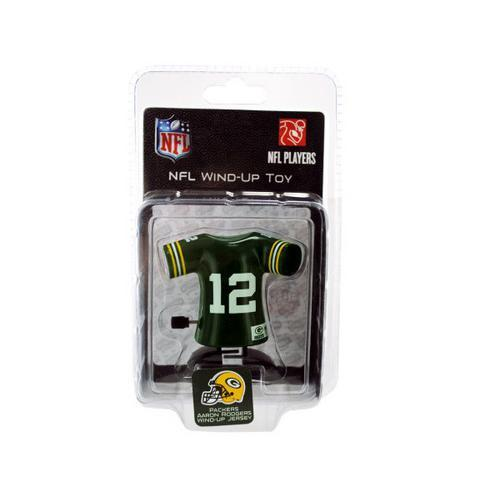 Green Bay Packers Aaron Rodgers wind-up toy ( Case of 32 )