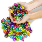 100+ Pack of Random Polyhedral Dice, Series II