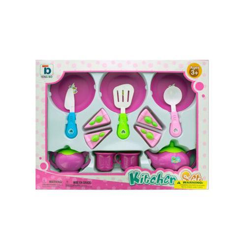 Kids' Play Cooking Set ( Case of 4 )
