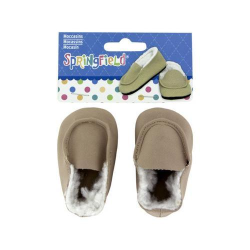 Moccasins Doll Accessory ( Case of 48 )