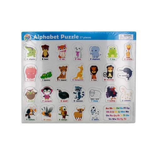 27 piece alphabet puzzle ( Case of 36 )