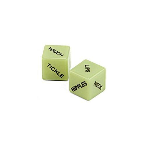 Glow In The Dark Lovers Dice