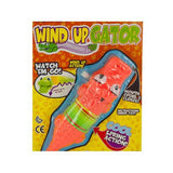 Wind Up Gator Spring Toy ( Case of 96 )
