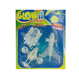 Glow In the Dark Space Planes ( Case of 24 )