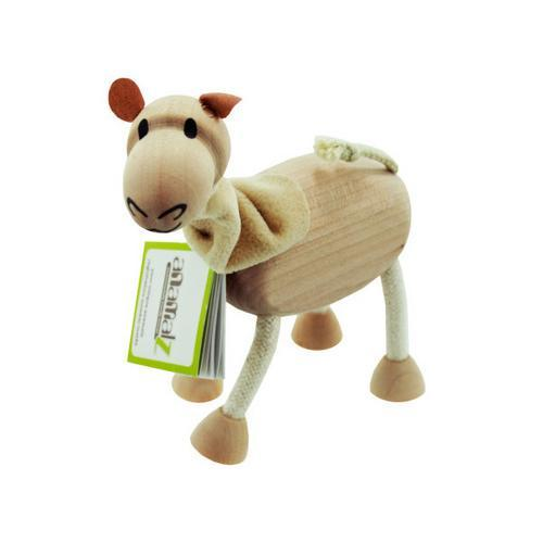 5pk wooden camels 14093 ( Case of 4 )