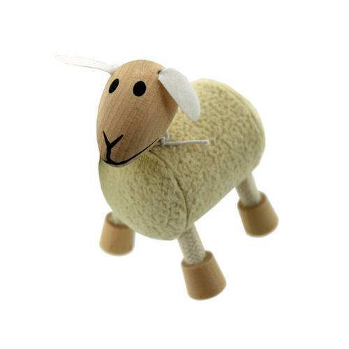 5pk wooden sheep 14095 ( Case of 4 )