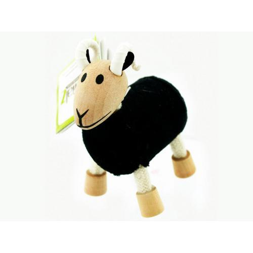 Wooden Rams ( Case of 3 )