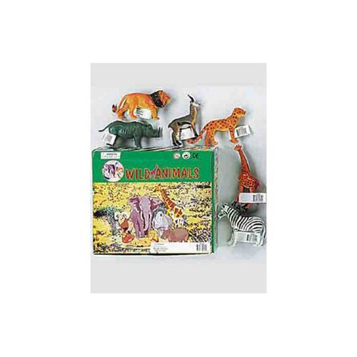 Toy wild animal display ( Case of 48 )