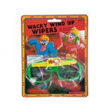 Wacky Wind-up Wiper Glasses ( Case of 72 )