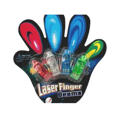 Laser Finger Beam Lights Set ( Case of 36 )