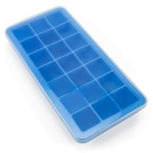 21 Slot Ice Cube Tray with Lid