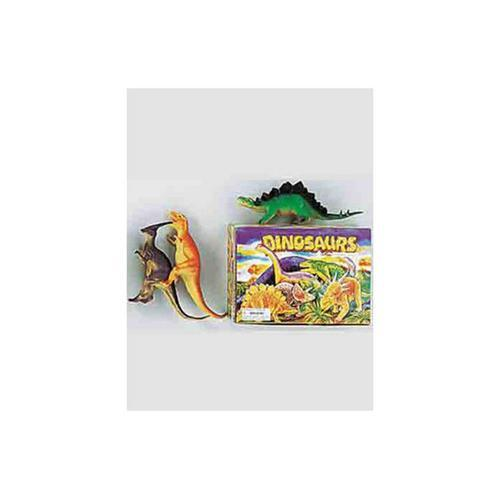 Toy dinosaur display ( Case of 24 )