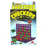 Vertical Checkers Travel Game ( Case of 48 )
