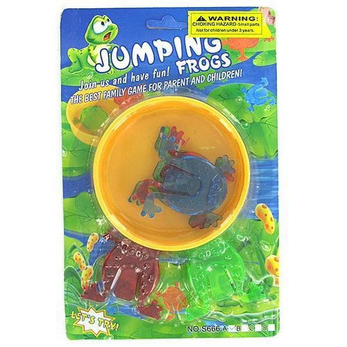 Leap Frog Jumping Game ( Case of 48 )