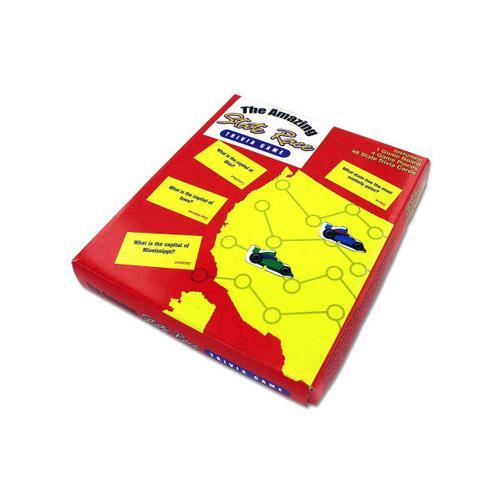 State Race Trivia Game ( Case of 18 )