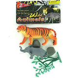 Jungle animal set ( Case of 72 )