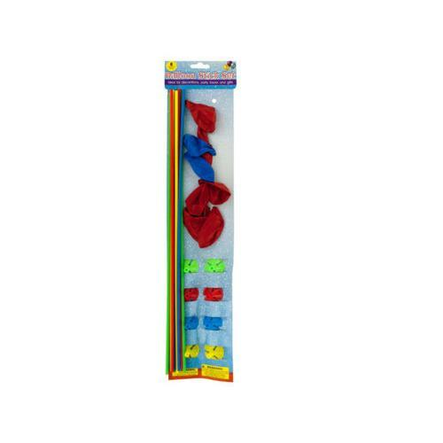 Balloon Stick Set ( Case of 36 )