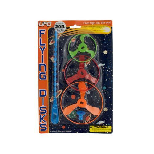 UFO Flying Disc Play Set ( Case of 54 )
