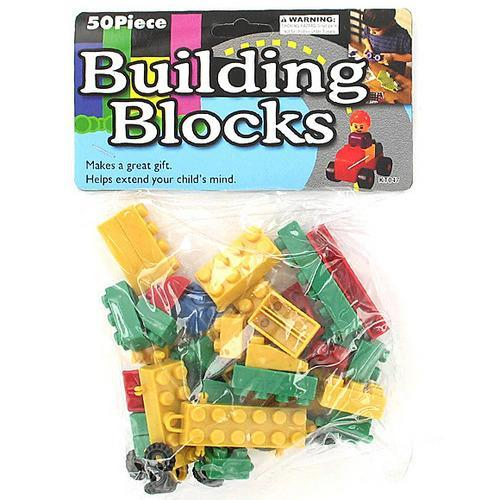 Building Block Set ( Case of 72 )