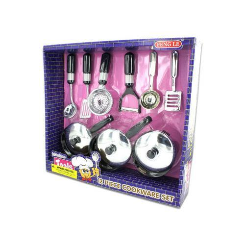 Cookware play set ( Case of 6 )