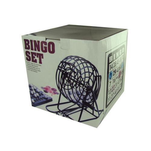 Complete Bingo Set ( Case of 1 )