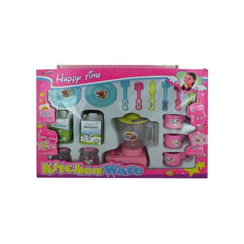 Kitchen play set with blender ( Case of 4 )