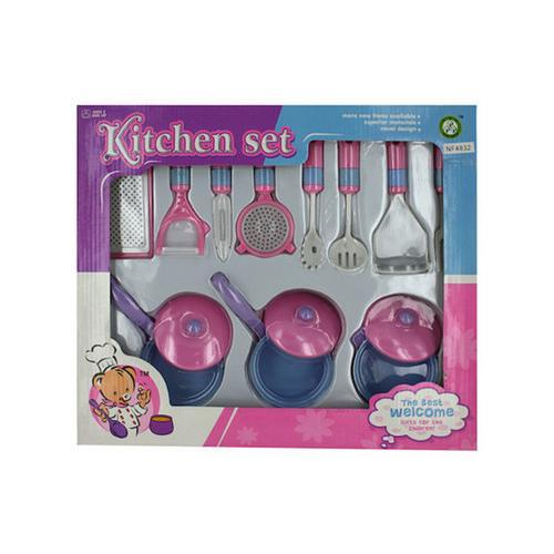 Kitchen cooking play set ( Case of 2 )