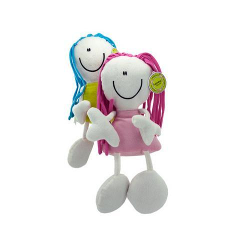 Stuffed dolls ( Case of 6 )