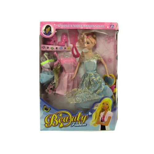 Ultra Fashion Doll Set ( Case of 12 )