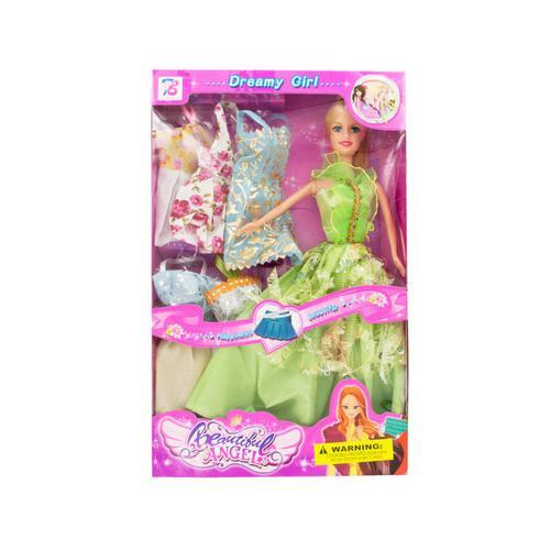 Dreamy Fashion Doll with Dresses ( Case of 12 )