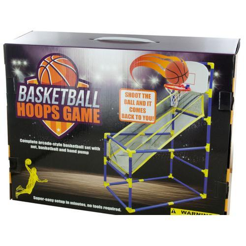Arcade-Style Basketball Hoops Game ( Case of 3 )