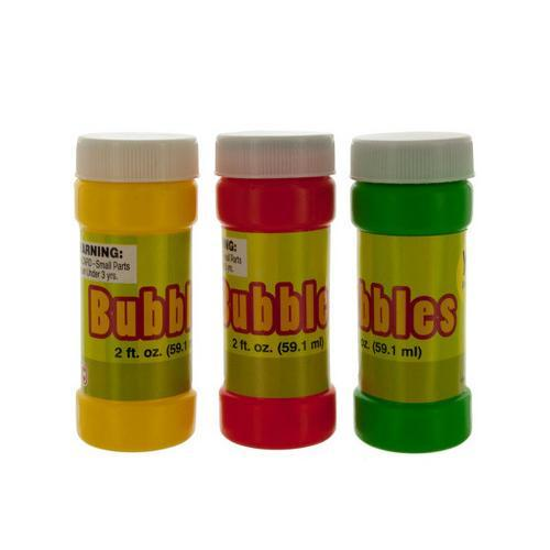 2-Ounce Bubbles Set ( Case of 48 )