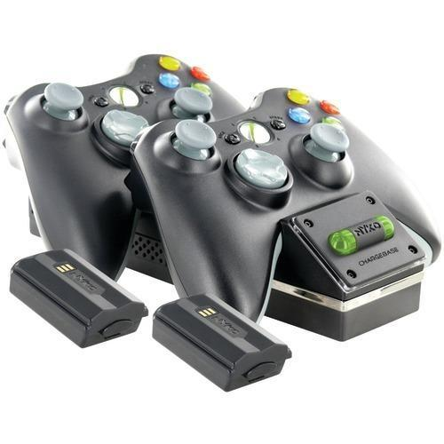 Nyko Xbox 360 Charge Base 360s (pack of 1 Ea)