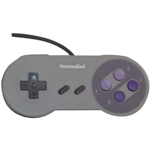 Innovation Super Nintendo Entertainment System Game Controller (pack of 1 Ea)
