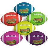 6 Regulation Size Neon Footballs