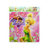 Disney TinkerBell & Fairy Friends Puzzle ( Case of 40 )