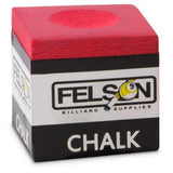 Pool Cue Chalk 12-pack, Red