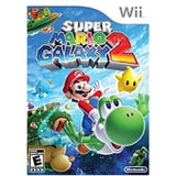 Nintendo RVLPSB4E Super Mario Galaxy 2 for Wii