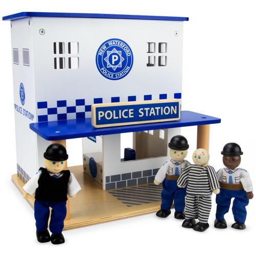 Crime Busters Police Station